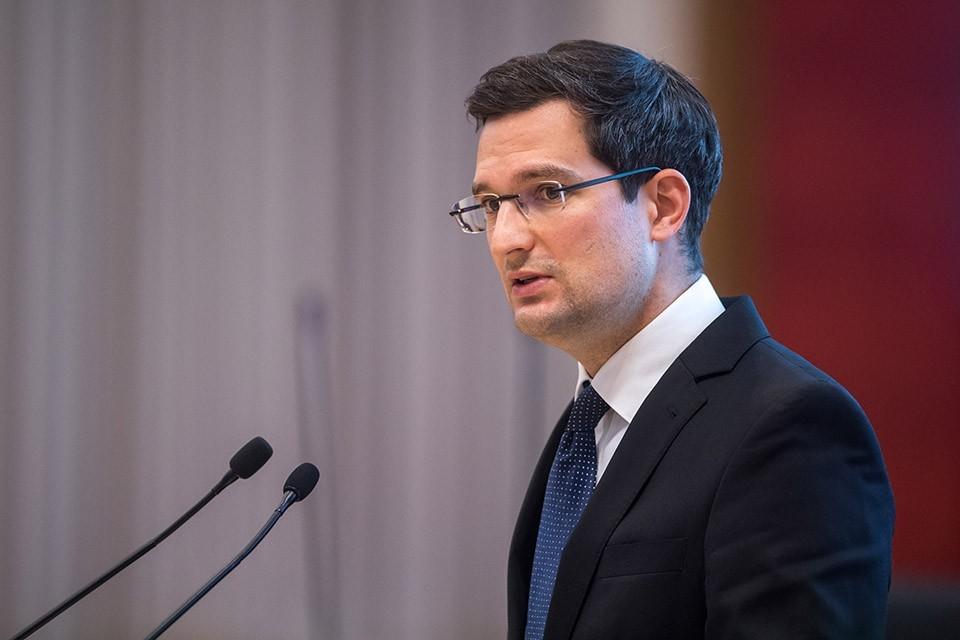 Dr. Hanno Gorius, Wissenschaftlicher Mitarbeiter am Bundesverfassungsgericht