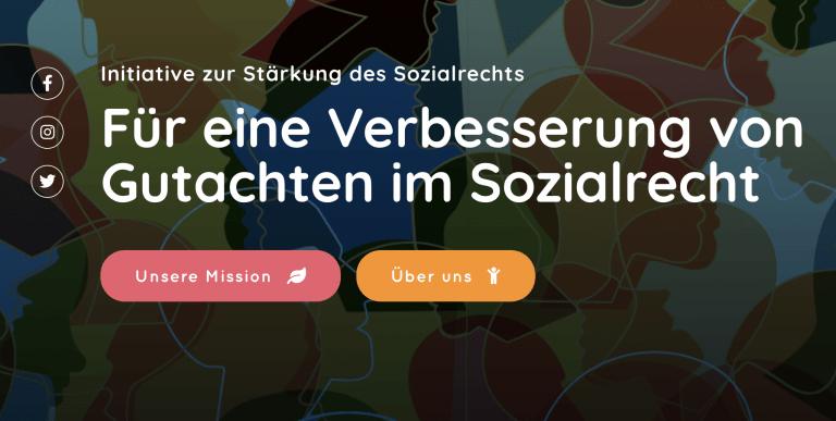 Neue Website: Sozialrecht BDP