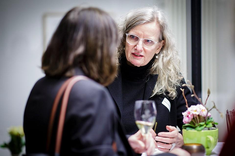 Renate Volbert, Psychologische Hochschule Berlin, Cornelia Orth, stellvertretende Vorsitzende Sektion Rechtspsychologie