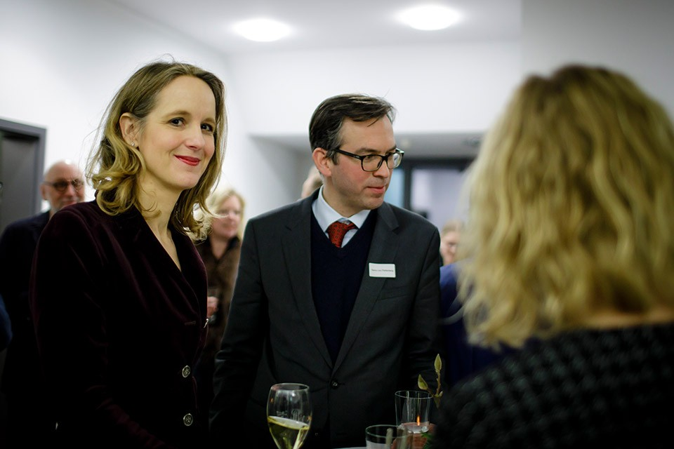 Katharina von Falkenhayn und Hanno von Plettenberg, Fraktion CDU/CSU