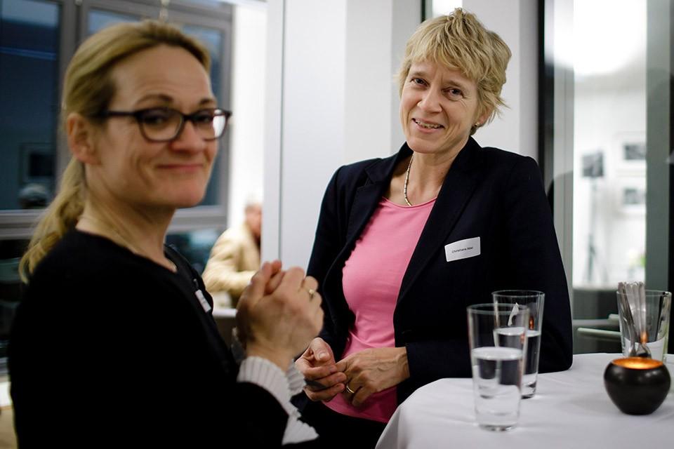 Christiane Vesting, Neue Richetrvereinigung, Christiane Abel, Vizepräsidentin Amtsgericht Tempelhof-Kreuzberg